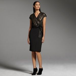 Narciso Rodriguez for DesigNation Sequin Dress